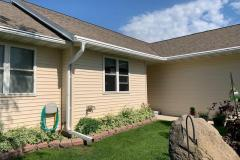 New LeafGuard Gutter System - Randolph, WI