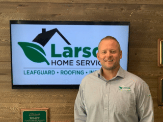 Andrew Larson from Larson Home Services