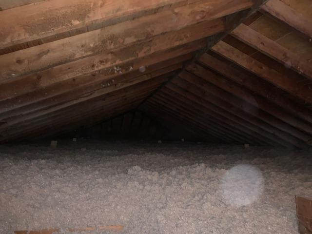 Air Seal and Insulation Install In Verona, WI - After Photo