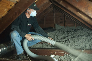 Cellulose Insulation Madison WI